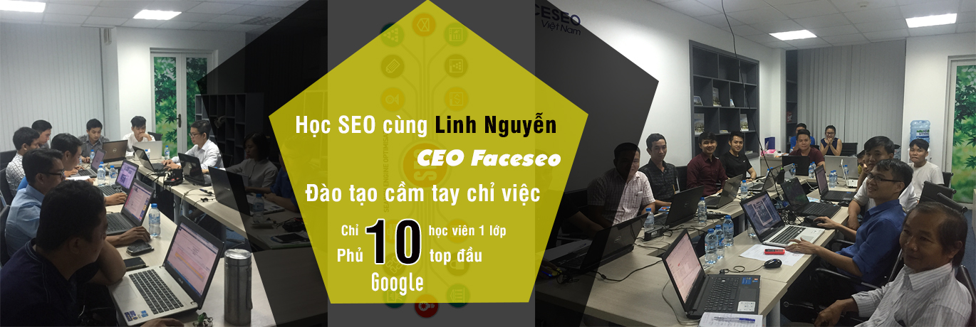 Khóa học Marketing Online tại Faceseo