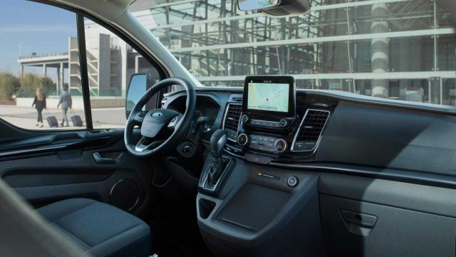 Xe Ford Turneo 2019 mới - Nội thất